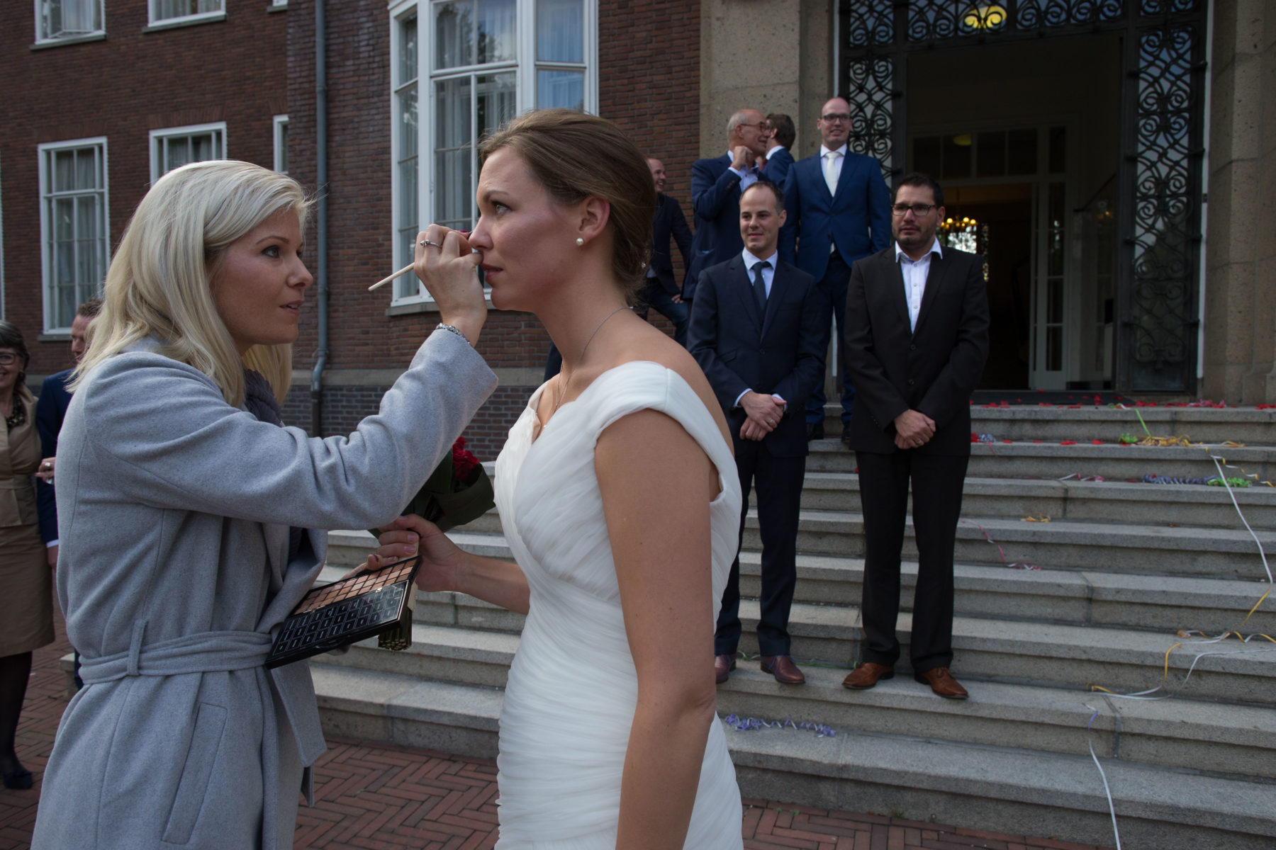 Destination Wedding: Amsterdam
