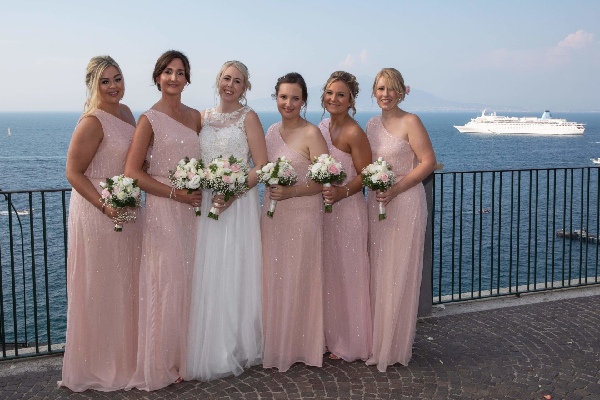 Destination Wedding: Sorrento